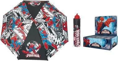 OMBRELLO MINI SPIDERMAN CM. 50/8 SP. D.CM89 75361