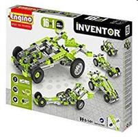 ENGINO INVENTOR CARS 16 MODELS 1631