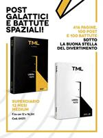 TML DIARIO AGENDA SUPERDIARIO MEDIUM DATATO TML 2021/22 64311