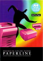 PAPERLINE CARTA COLORATA A4 80G 500FG ROSA 170