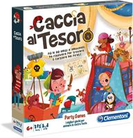 CLEMENTONI PARTY GAMES CACCIA AL TESORO 16153