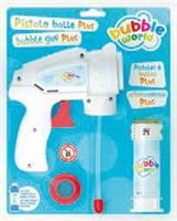 BOLLE DI SAPONE PISTOLA MEDIA SUPER WINGS C/LUCI 60ML 088500 378