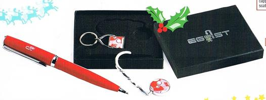 ITA SET REGALO HOLDER PEN & KEYRING JK02218 93