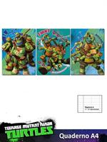 NINJA TURTLES MAXI RIG. A Q0109 BB178