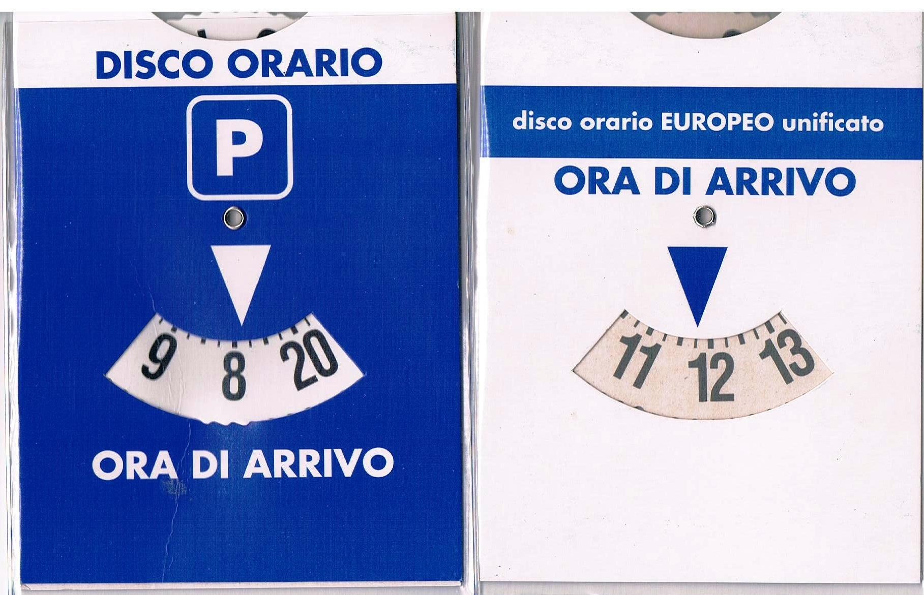Top DISCO ORARIO EUROPEO 26414205 - NEGOZIO E ACCESSORI - Stil Carta  CB34