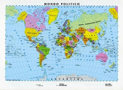 Mappa Mondo Cartina.Cartina Mappamondo Mesi Rsd7 Org