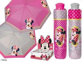 OMBRELLO MINI MINNIE CM.54/8 SPICCHI ANTIVENTO 50102