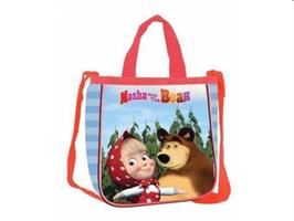 MASHA E ORSO BORSA SHOPPING BOY NATURE POLYEST.MULTIC. R92510C