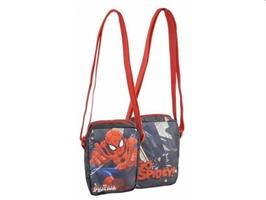 SPIDERMAN TRACOLLA GO SPIDEY POLYESTER RED M91655RO