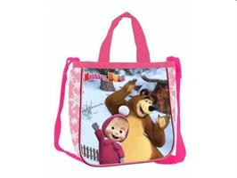 MASHA E ORSO BORSA SHOPPING POLYESTER MULTICOLOR R92497MC