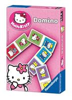 RAVENSBURGER HELLO KITTY DOMINO 22005