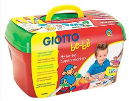 GIOTTO BEBE' SUPERCOLORBOX NEW 465800