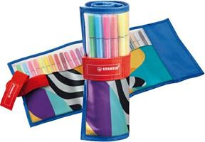 STABILO ART THERAPY SET REGALO 25 PENNE+ALBUM DA COL.87-2386