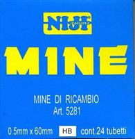MICROMINE NIJI 0,5 HB AS12PZ CF24 5281