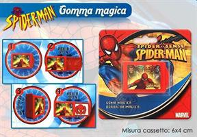 SPIDERMAN GOMMA MAGICA BLISTER AS3908