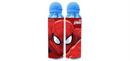 SPIDERMAN BORRACCIA 400ML ALLUMINIO ST33434