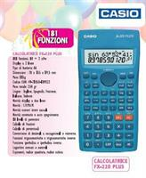 CALCOLATRICE CASIO SCIENTIFICA FX-220 PLUS 181 FUNZ 042